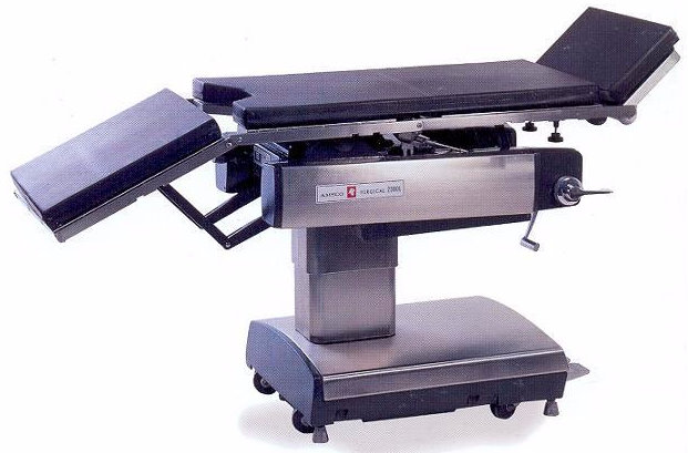 Amsco 2080M Surgery Table | Refurbished