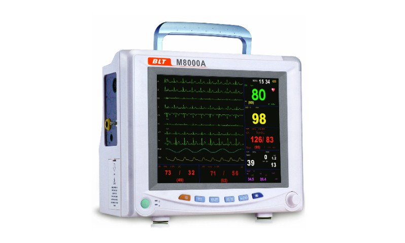 Biolight M8000A Multi-Parameter Patient Monitor with C02