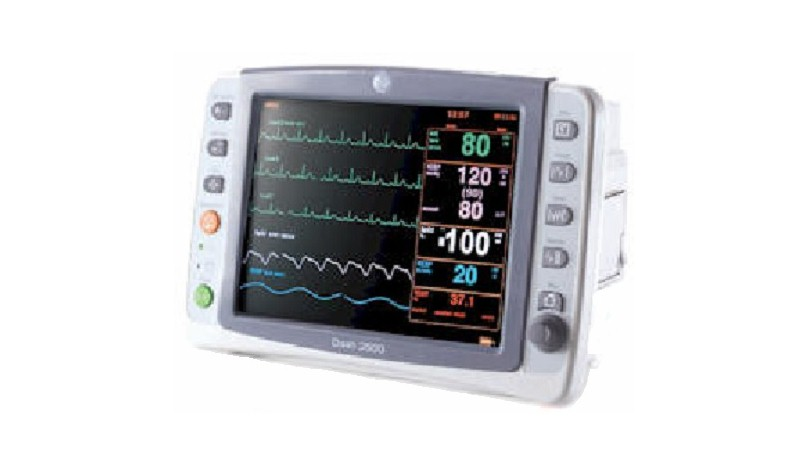 GE Dash 2500 Patient Monitor – Refurbished