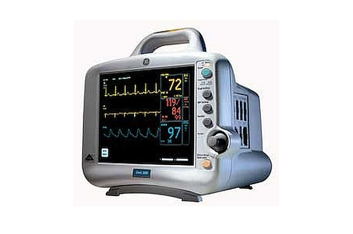 GE Dash 3000 Patient Monitor – Refurbished