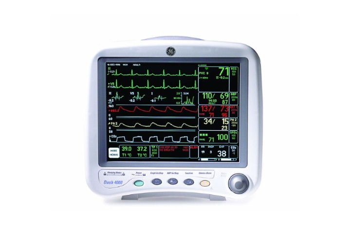 GE Dash 4000 Patient Monitor – Refurbished