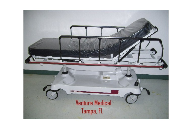 Stryker 720 Transport Stretcher | Fixed Height, Refurbished