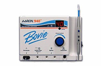 Aaron Bovie A940, High Frequency Desiccator w/ Powered Hand Piece, New, Venture Medical Requip