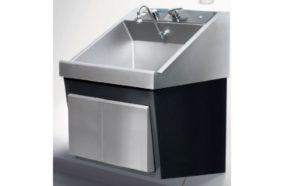 Steris Amsco Flexmatic Single Bay Scrub Sink, Venture Medical Requip