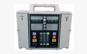 Baxter 6301, Dual Channel Infusion Pump, Venture Medical Requip