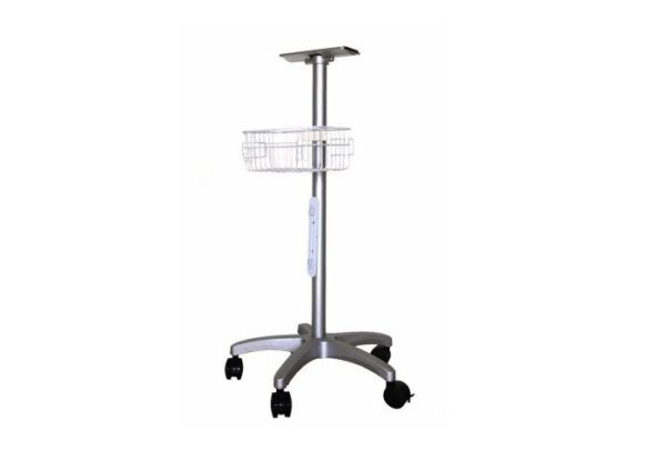 Mobile Patient Monitor Stand, Clayton, JRS300110-2, Clayton Mobile Patient Monitor Stand JRS300110-2, New, Venture Medical Requip