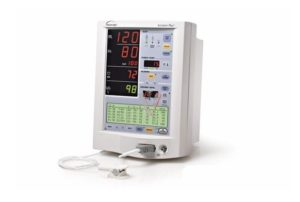 Datascope, Accutorr Plus, Vital Signs Patient Monitor, Datascope Accutorr Plus Vital Signs Patient Monitor, Refurbished