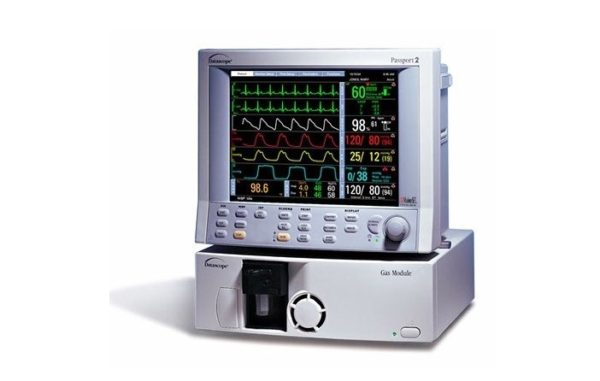 Datascope Passport 2 Anesthesia, Anesthesia Patient Monitor, Refurbished, Venture Medical Requip