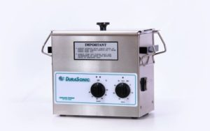 DuraSonic DS1100HT, 3.25Gal Ultrasonic Cleaner w/Heater and Mechanicl Timer, Venture Medical Requip