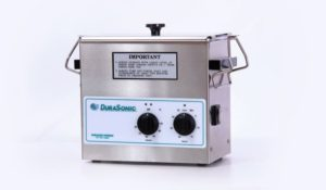 DuraSonic DS1200HT, 2.5Gal Ultrasonic Cleaner w/Heater and Mechanical Timer, Venture Medical Requip