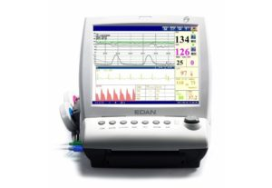 Edan F9, Express Fetal and Maternal Monitor, Venture Medical Requip