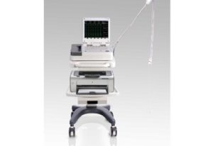Edan MT-801, Luxury Trolley with Shelf, Venture Medical Requip
