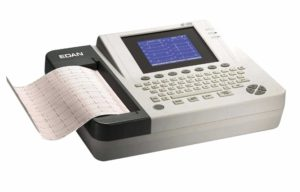 Edan SE-1200, ECG, Venture Medical Requip