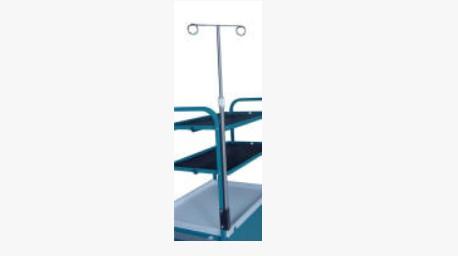 Harloff 680425OHMS, 2 Prong IV Pole Cart Accessory, Venture Medical Requip