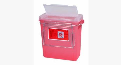 Harloff 684802, Accesory Bemis Sharp Container, Venture Medical Requip