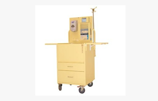 Infection Control & Isolation Carts
