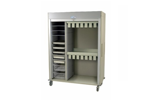Catheter and Vascular Medical Storage Carts & Accessories