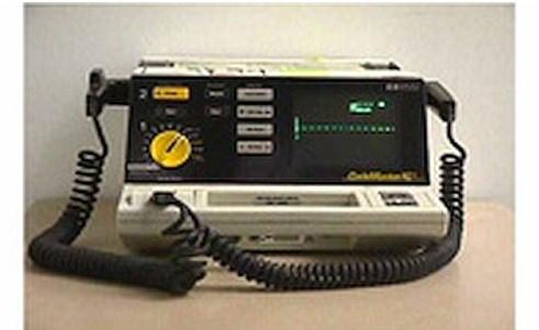 Hewlett-Packard, Codemaster XL+, Defibrillator, Hewlett-Packard Codemaster XL+ Defibrillator, Refurbished, Venture Medical Requip