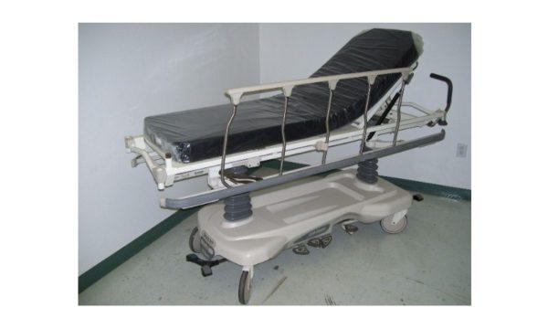 Hill Rom, Transtar, Refurbished, Stretcher, Refurbished Hill Rom Stretcher, Venture Medical Requip