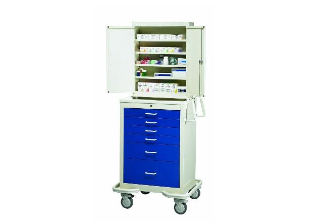 Suture Storage Carts