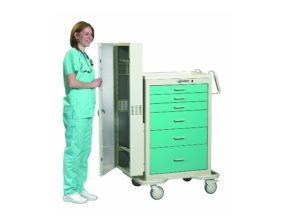 MPD TSH-4, Accessory Cart Scope Holder, Venture Medical Requip