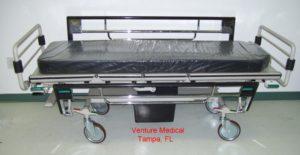 Midmark, 535, Refurbished, Midmark 535 Refurbished Stretcher, Venture Medical Requip