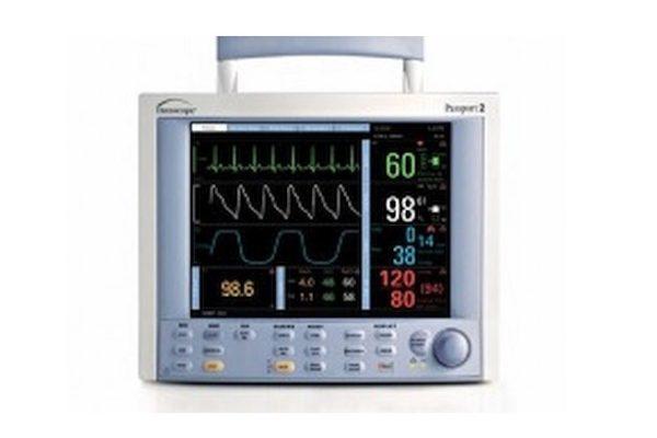 Datascope Passport 2, Patient Monitor, Refurbished, Venture Medical Requip
