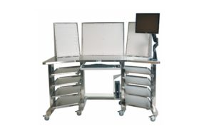 Instrument Assembly Tables
