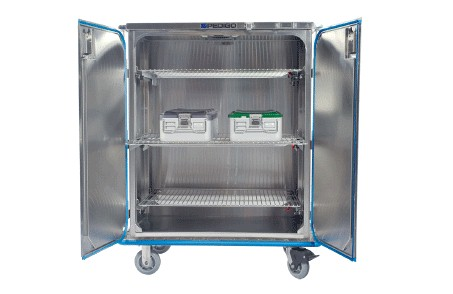 Case Carts & Operating Room Cabinets