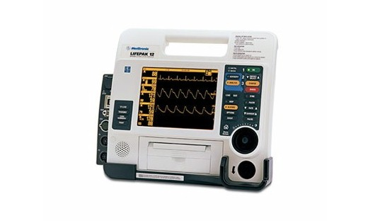 Physio-Control, Lifepak 12, Defibrillator, Physio-Control Lifepak 12 Defibrillator, Refurbished, Venture Medical Requip