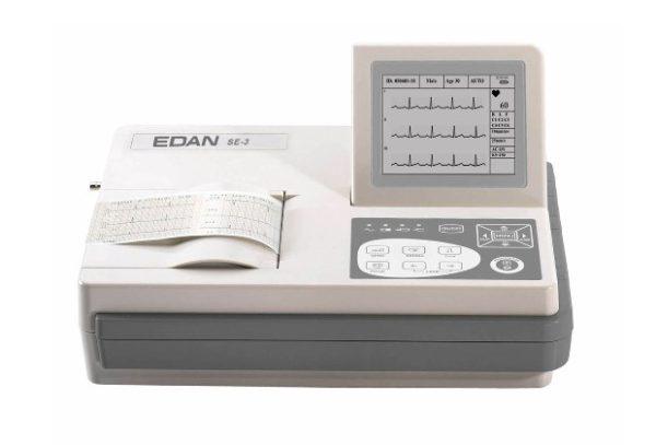 Edan SE-3B, ECG Wide Screen, Venture Medical Requip