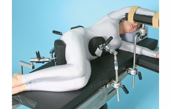 Patient Lateral Positioners, Braces & Positioning Pads