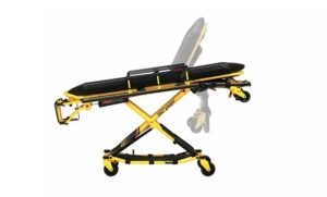 Stryker, EMS, Rugged, Stryker Rugged Ambulance Stretcher, Ambulance Stretcher, Refurbished, Venture Medical Requipment