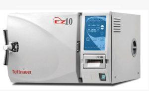 Tuttnauer EZ10, Autoclave, Venture Medical Requip