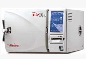 Tuttnauer EZ10K, Fully Automatic Autoclave, Venture Medical Requip