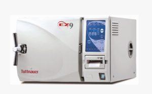 Tuttnauer EZ9, Fully Automatic Autoclave, Venture Medical Requip