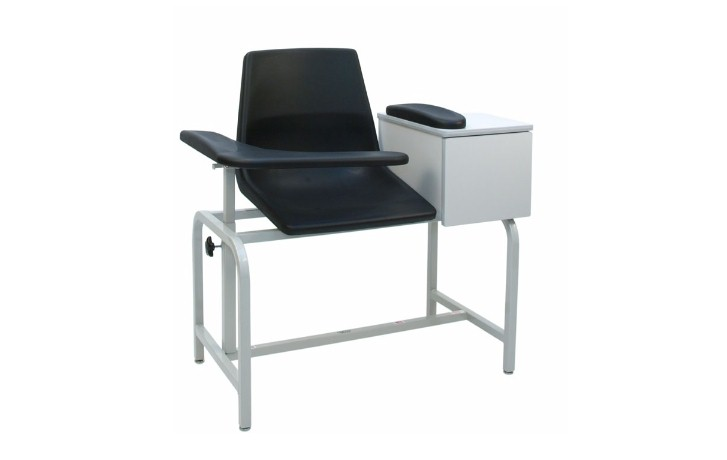 Winco Blood Drawing Chair With Drawer: 2570