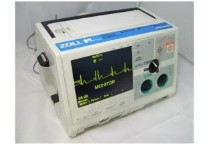 Zoll, M-Series, Defibrillator, Zoll M-Series Defibrillator, Refurbished, Venture Medical Requip