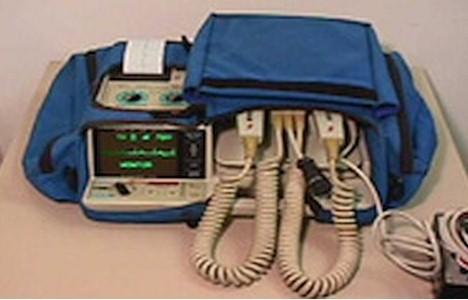 Zoll, PD1400, Defibrillator, Zoll PD1400 Defibrillator, Refurbished, Venture Medical Requip