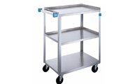 Utility / Supply Carts and Wire Shelving