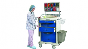 Anesthesia Carts & Accessories