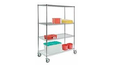 Wire Storage Carts