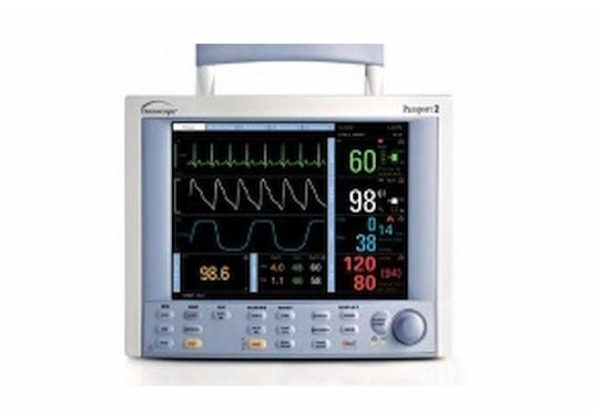 Datascope, Datascope Passport 2 Patient Monitor w/CO2, Patient Monitor w/CO2, Refurbished, Venture Medical Requip