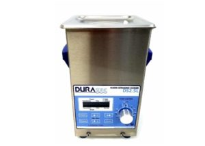 DuraSonic DS2.5L, 1/2 Gal Ultrasonic Cleaner, Venture Medical Requip