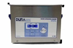 DuraSonic DS4L, 1 Gal Digital Ultrasonic Cleaner, Venture Medical Requip