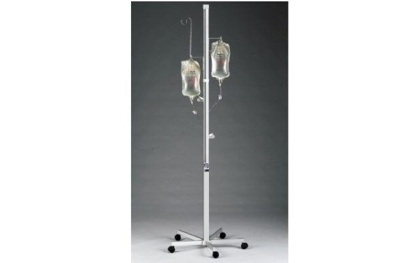 Blickman IVT-2, Irrigation Stand Tower, Venture Medical Requip