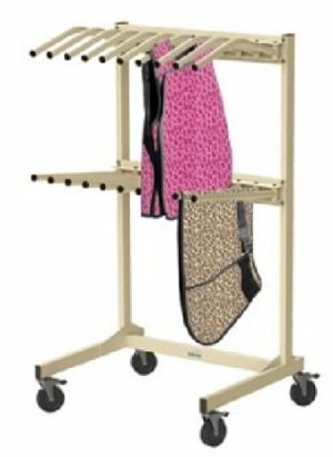 Protective Apparel Storage Racks