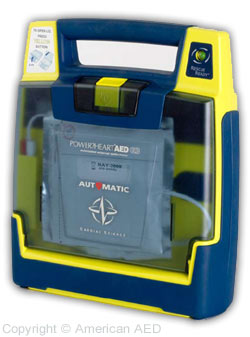 Cardiac Science G3 AED Refurbished